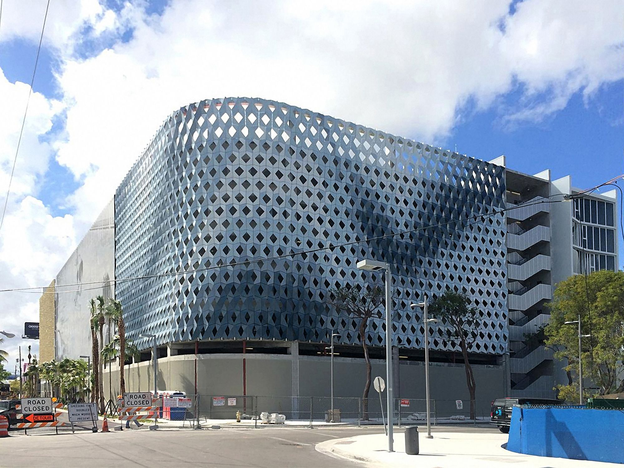 Gallery Of City View Garage In The Miami Design District