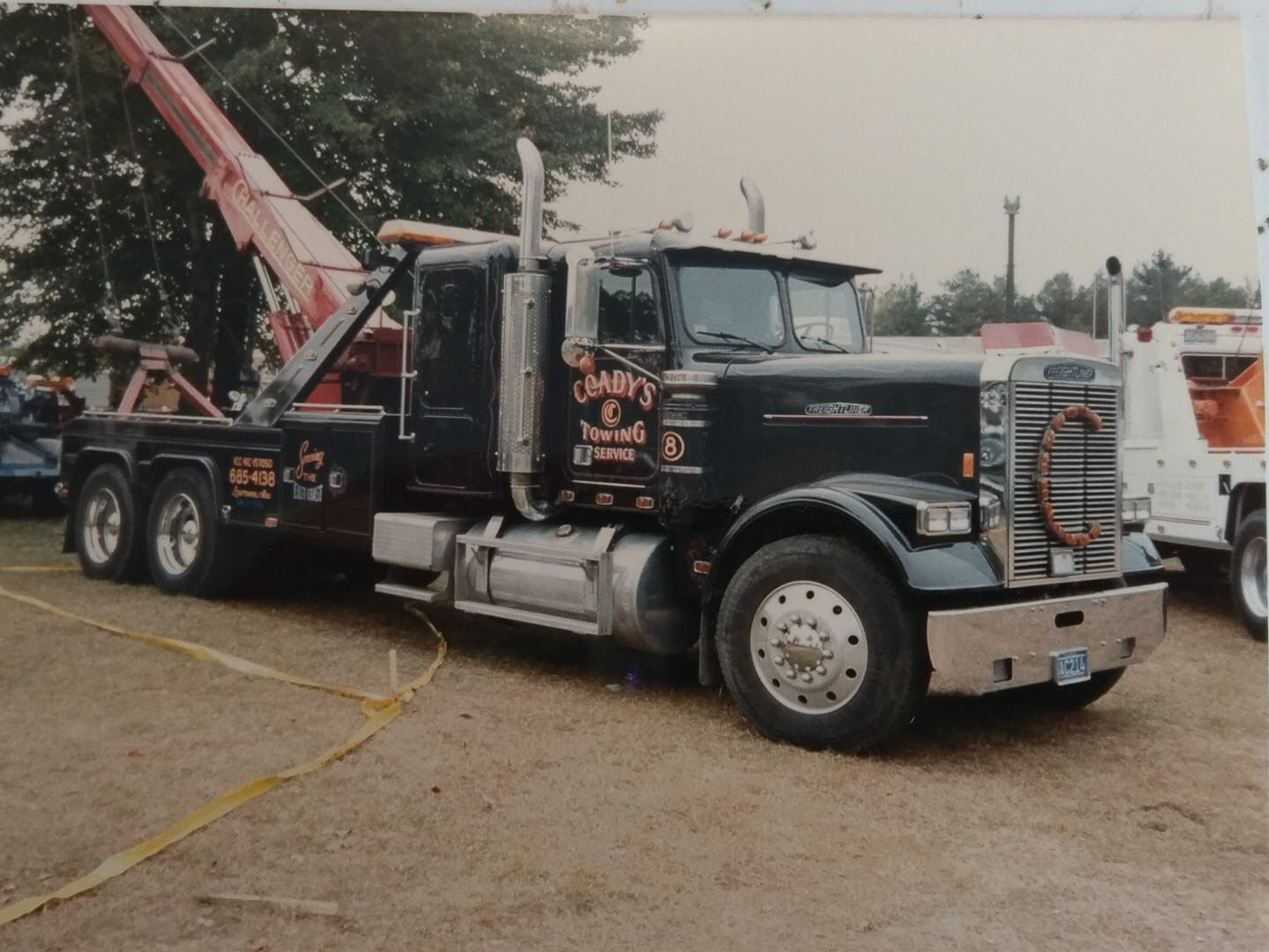 Coady's Garage & Towing Service, Lawrence Ma - Freightliner